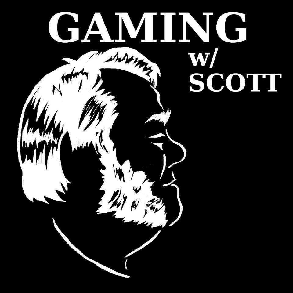 Gaming with Scott